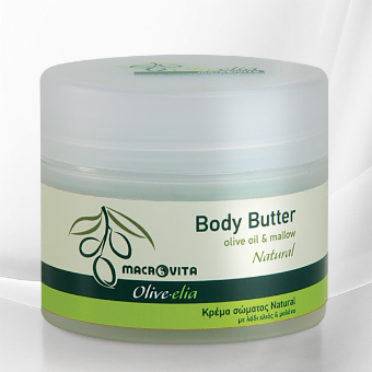 Macrovita Body Butter Natural
